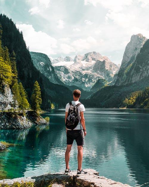 Foto stok gratis air, alam, Austria, batu