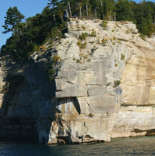 Free stock photo of indian head, rock, rock formation