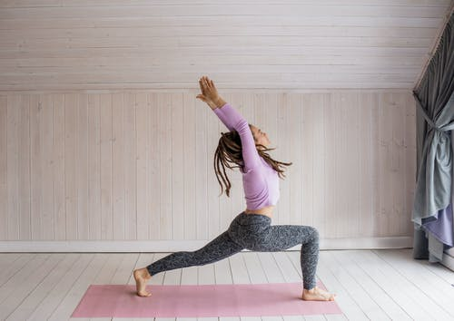 Photo Of Person Stretching