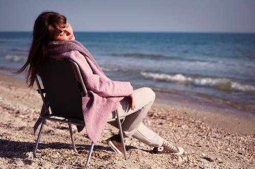 Бесплатное стоковое фото с активный отдых, вода, девочка, день