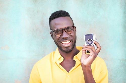 Imagine de stoc gratuită din aparat de fotografiat, aparat foto, aparat foto analog