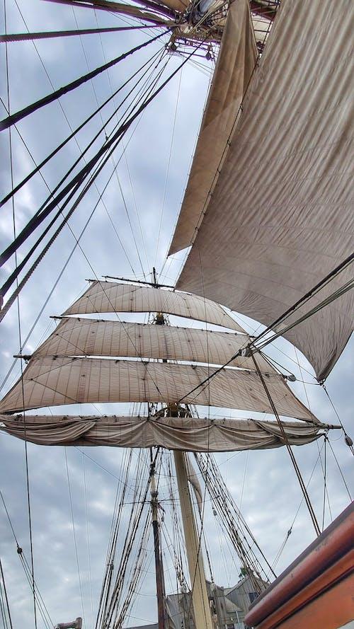 Fotos de stock gratuitas de antiguo, barco, barco alto