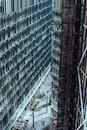 city, people, buildings