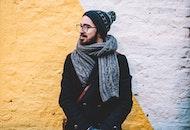 cold, fashion, man