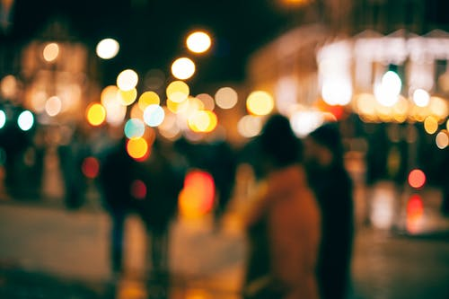 Безкоштовне стокове фото на тему «боке, Вулиця, люди, розмитий»