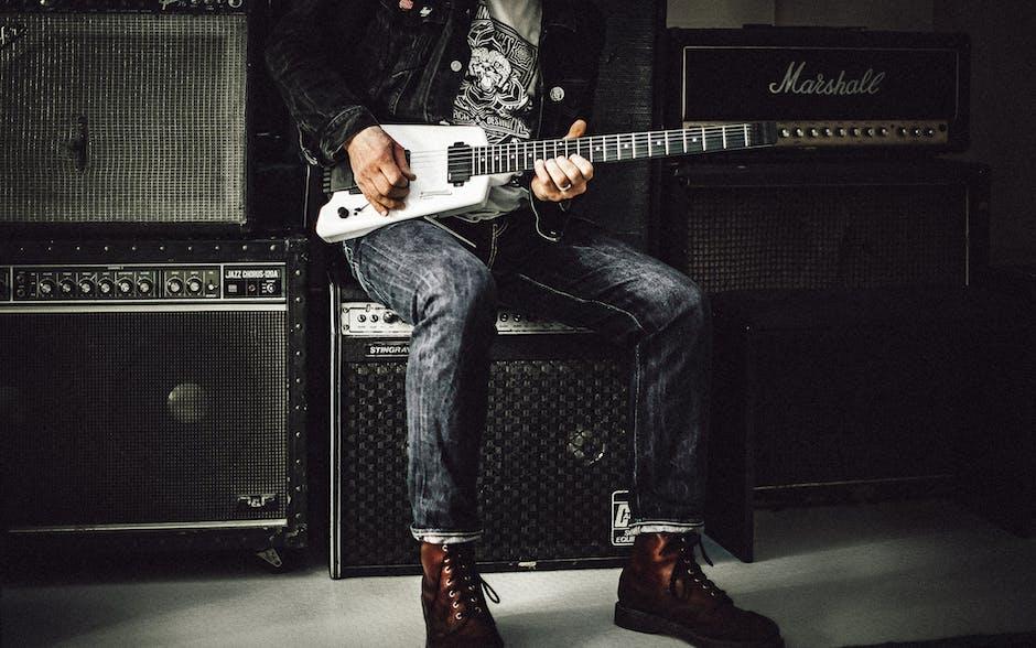 Adult amplifier band bass guitar
