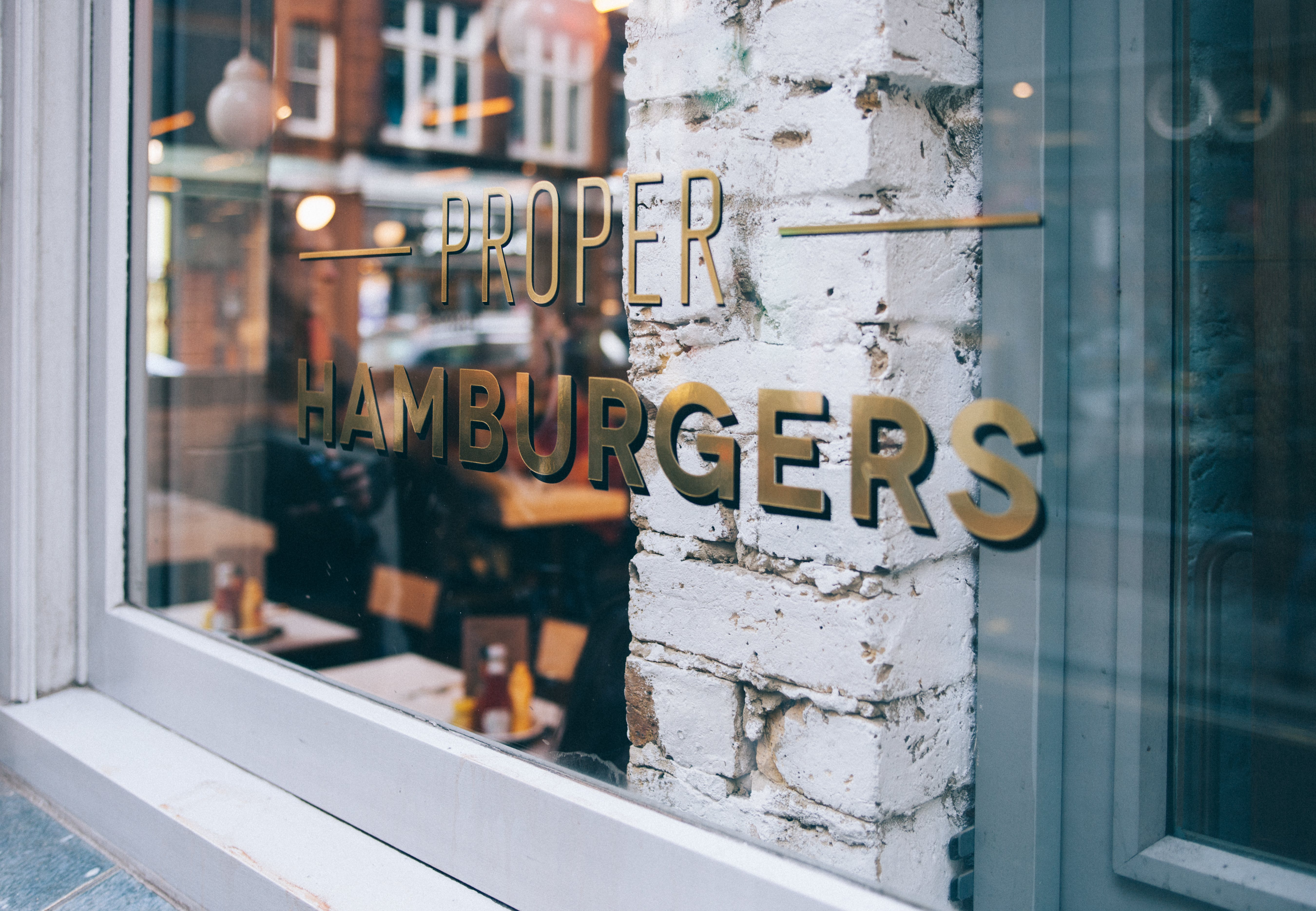 Free stock photo of city, restaurant, street, sign
