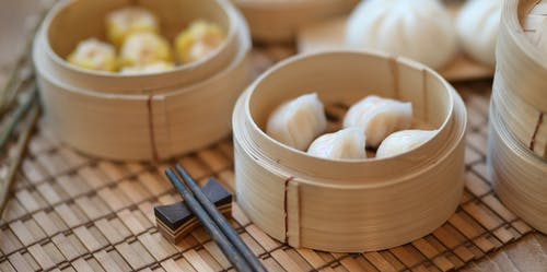 Gratis lagerfoto af bambus, bambus dampbåd, cuisine, damp