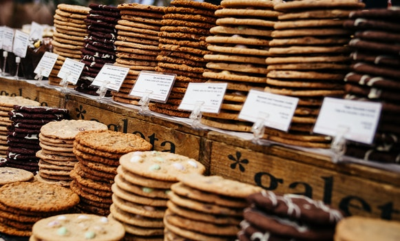 Free stock photo of food, blur, shopping, market