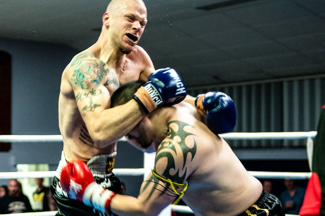 Free stock photo of boxing, muay thai
