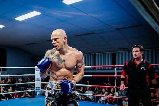 Free stock photo of boxing, muay thai, cavemantraining