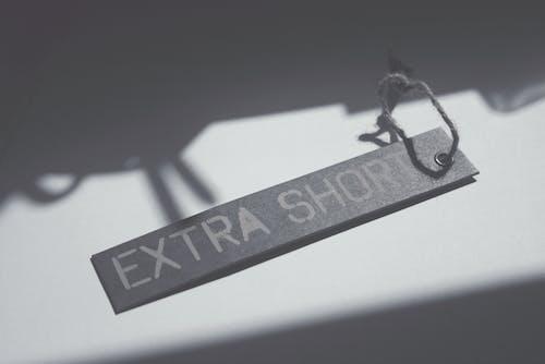 Kostenloses Stock Foto zu anhänger, preisschild, retro