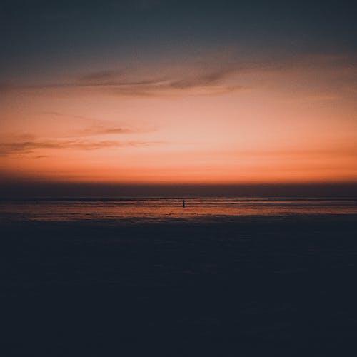 Immagine gratuita di acqua, alba, asia, bel cielo