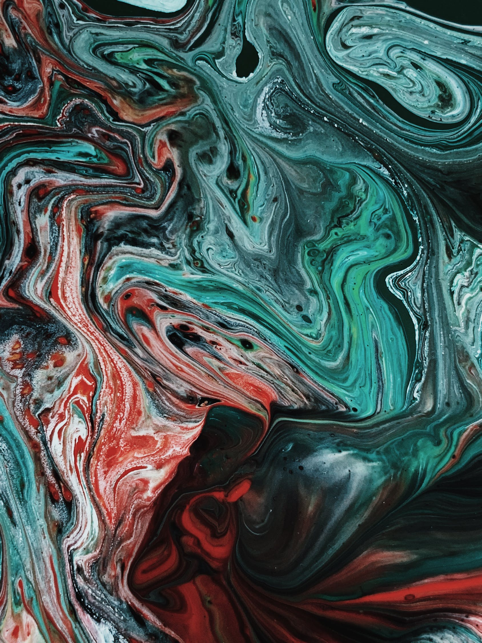 A Photo of Abstract Painting
