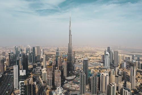 UAE, 가장 높은, 건물, 건축의 무료 스톡 사진