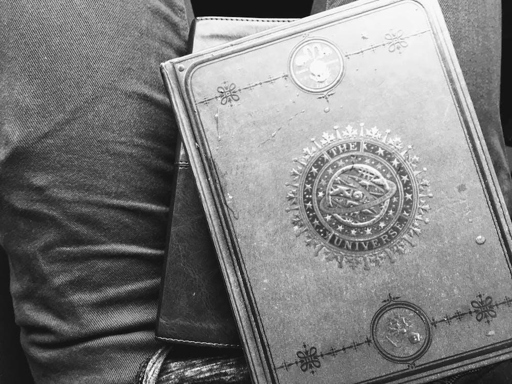 bibel, dagbok, journal