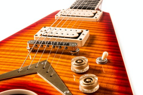Free stock photo of Dean Guitar, electric guitar, Flying V, guitar