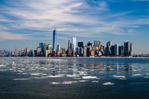 Ilmainen kuvapankkikuva tunnisteilla Amerikka, jää, kaupunki, kaupunkinäkymä