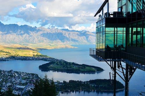 Fotos de stock gratuitas de arquitectura, escénico, montaña, naturaleza