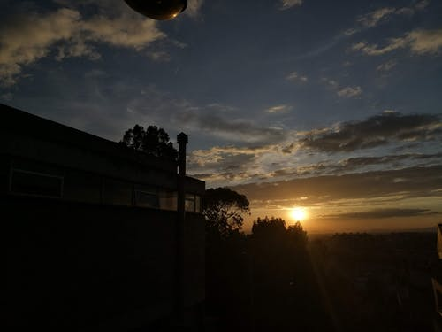 Free stock photo of afternoon, beatiful landscape, sunrise