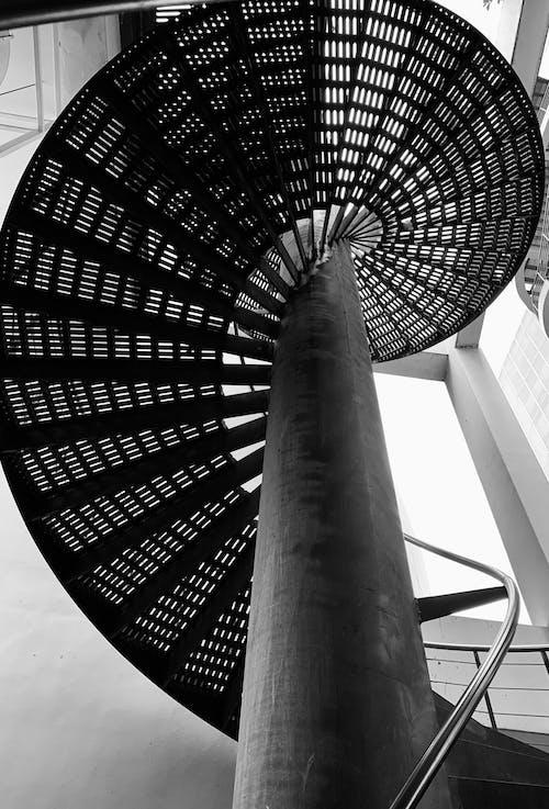 Imagine de stoc gratuită din alb-negru, arhitectură, artă, aspect