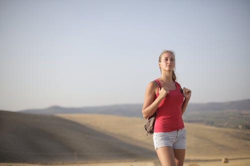 Kostnadsfri bild av äventyr, ensam, fritid, grunda fokus