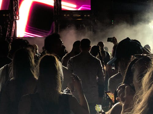 Free stock photo of crowd, fans, festival, group