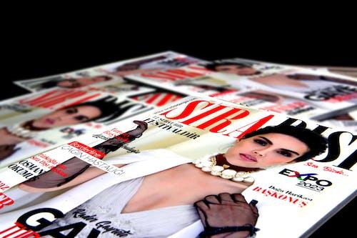 Immagine gratuita di nero, rivista