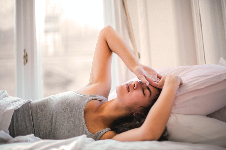 Une femme malade. | Photo : Pexels