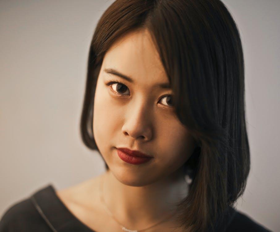 Close-up Portrait Photo of Woman