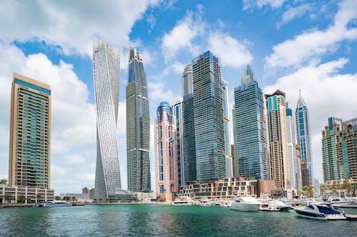 High-rise Buildings of Dubai