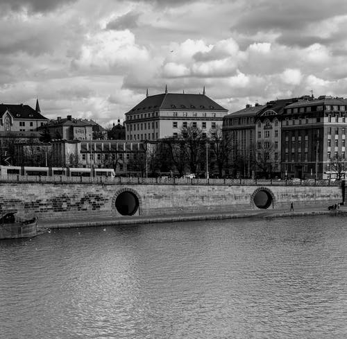 Free stock photo of cold water, prague, Vltava