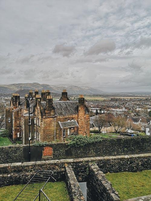 Ingyenes stockfotó ház, Skócia, stirling, város témában