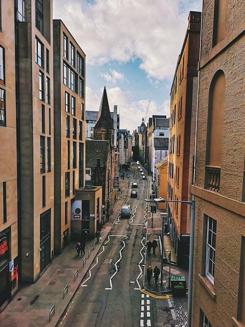Gratis stockfoto met blauwe lucht, Edinburgh, plaats, Schotland