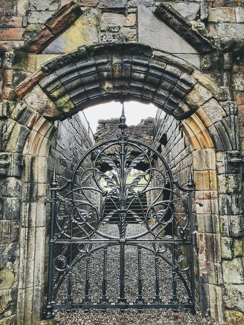 Ingyenes stockfotó kapu, Skócia, stirling, temető témában