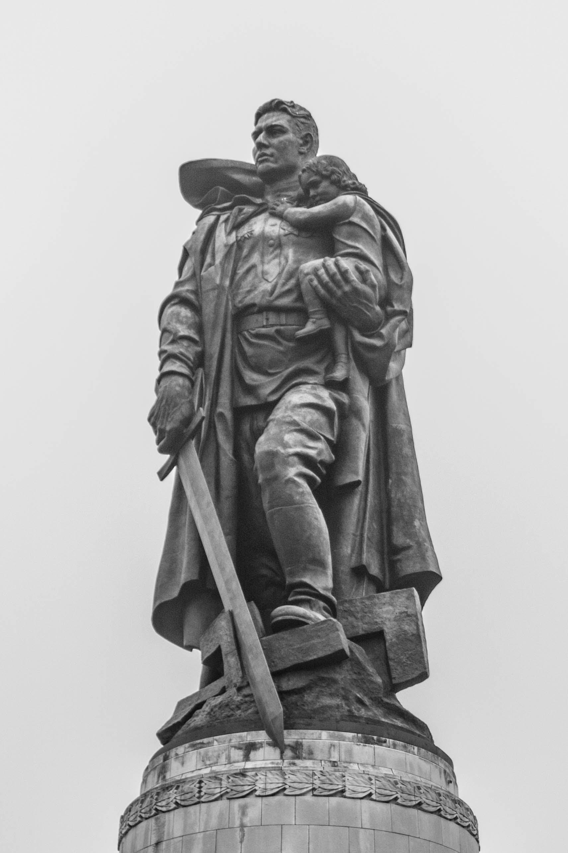 Free stock photo of statue, berlin