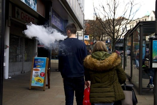 Free stock photo of street, smoke, streetphotography