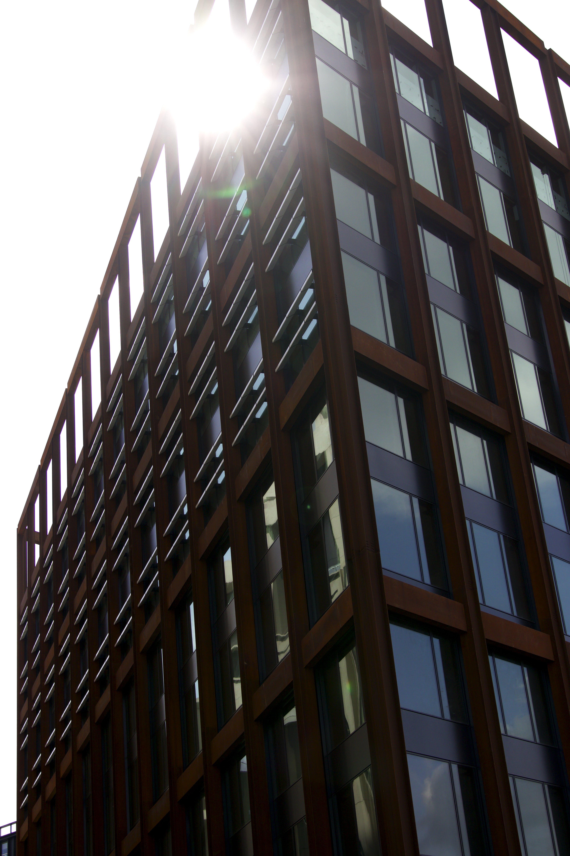 Free stock photo of building, architect