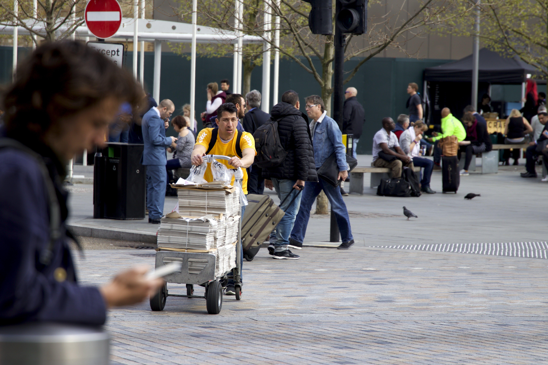 Free stock photo of street, london