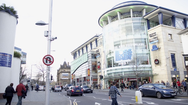 Free stock photo of street, building, amusement