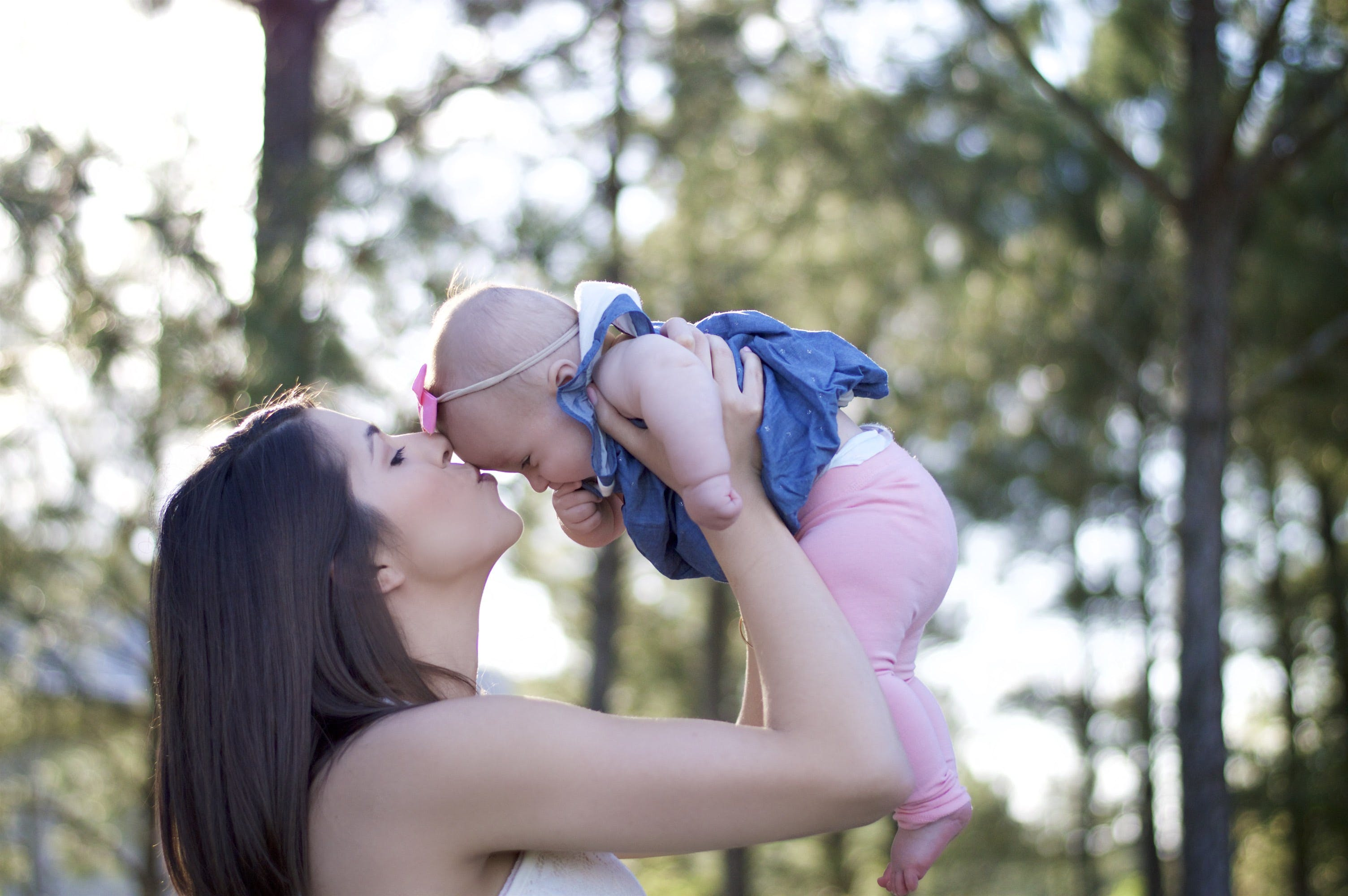 Fotos de stock gratuitas de al aire libre, alegría, bebé, belleza