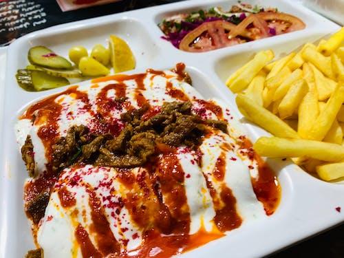 คลังภาพถ่ายฟรี ของ ความสุขของตุรกี, จานตื้น, จานตุรกี, อาหาร