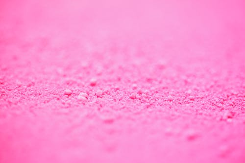 Pink Textile in Close Up Photography