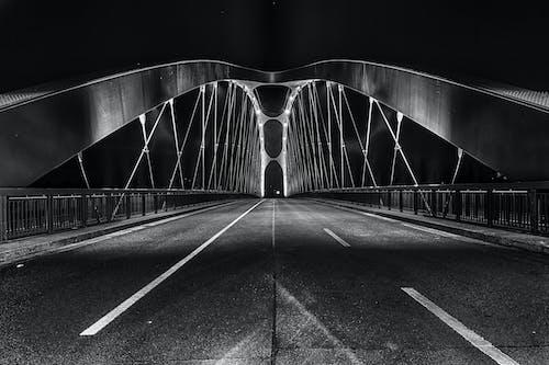 Foto profissional grátis de asfalto, espaço, estrada alcatroada, frankfurt