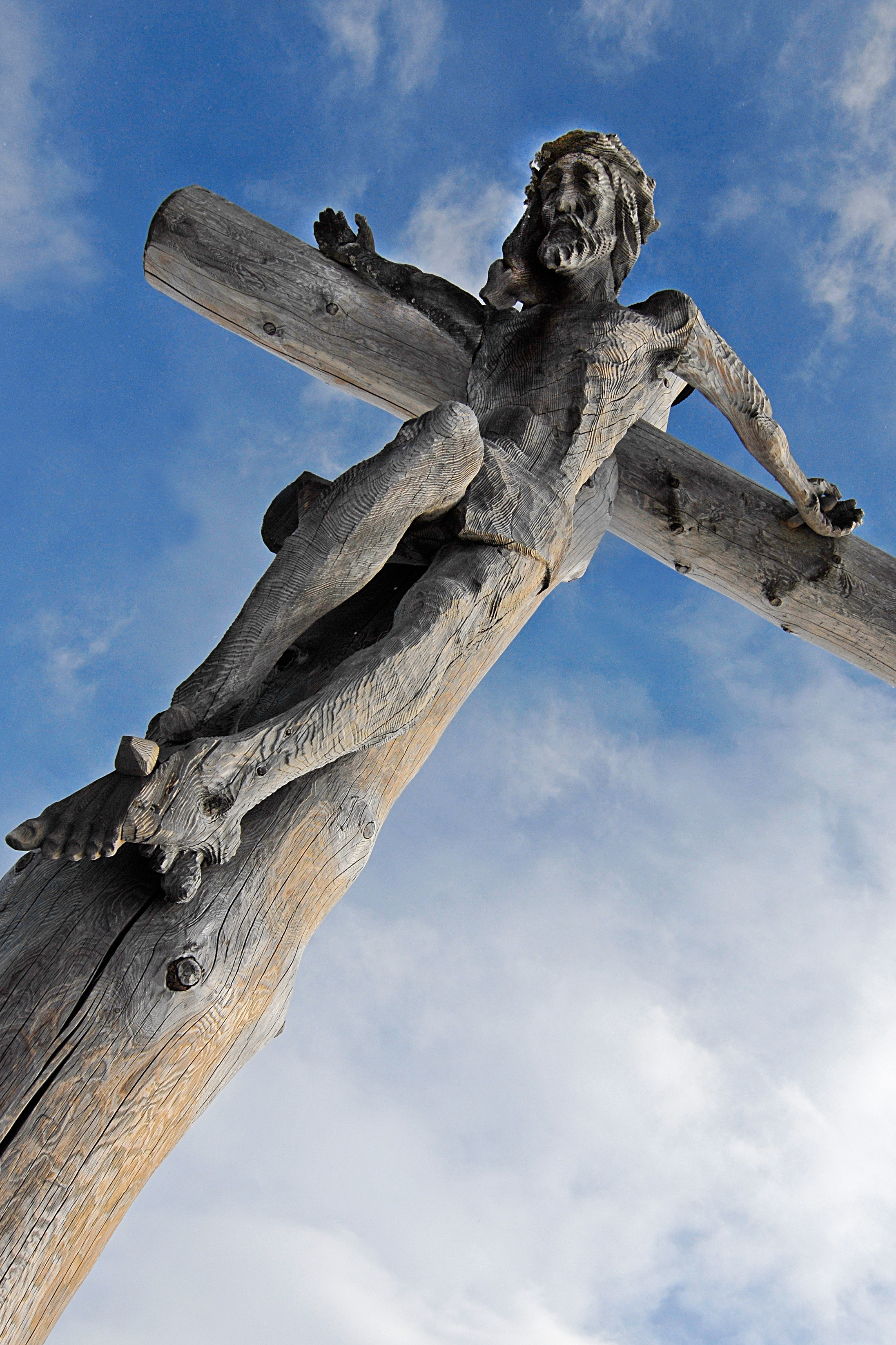 Jesus on the Cross Picture · Free Stock Photo