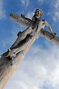 wood, cross, sculpture