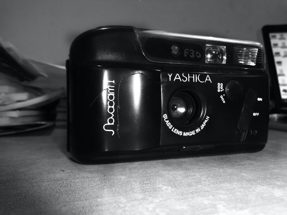 Free stock photo of camera, memories, vintage