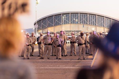 Δωρεάν στοκ φωτογραφιών με Αριζόνα, αρχαιρεσίες, αστυνομία, αστυνομικός