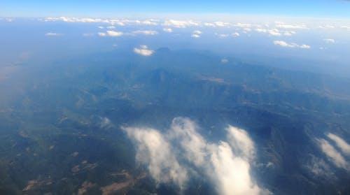 Free stock photo of aerial, air, atmosphere