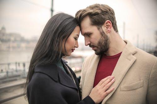 Man and Woman Weari